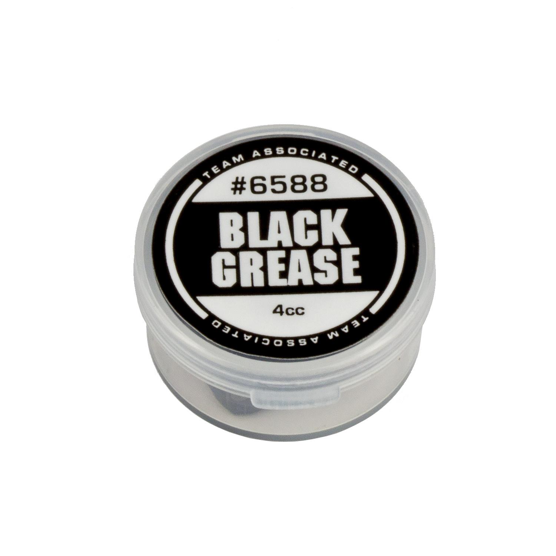 Team Associated Black Grease 4cc AS6588