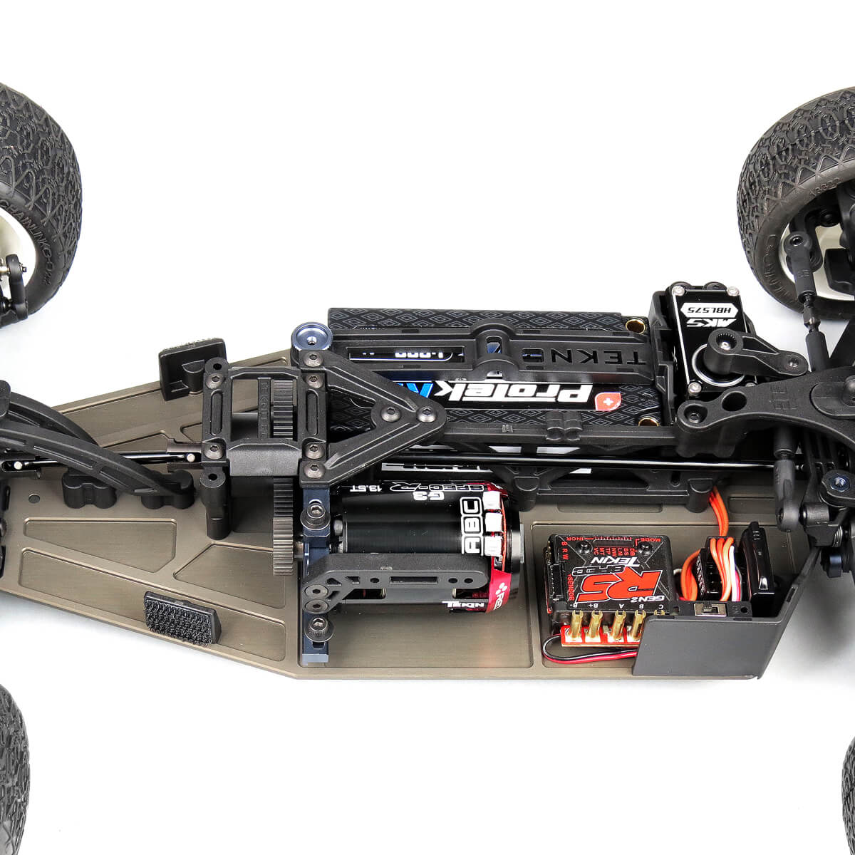 Tekno Rc Eb410 1 10 Electric 4wd Offroad Buggy Kit