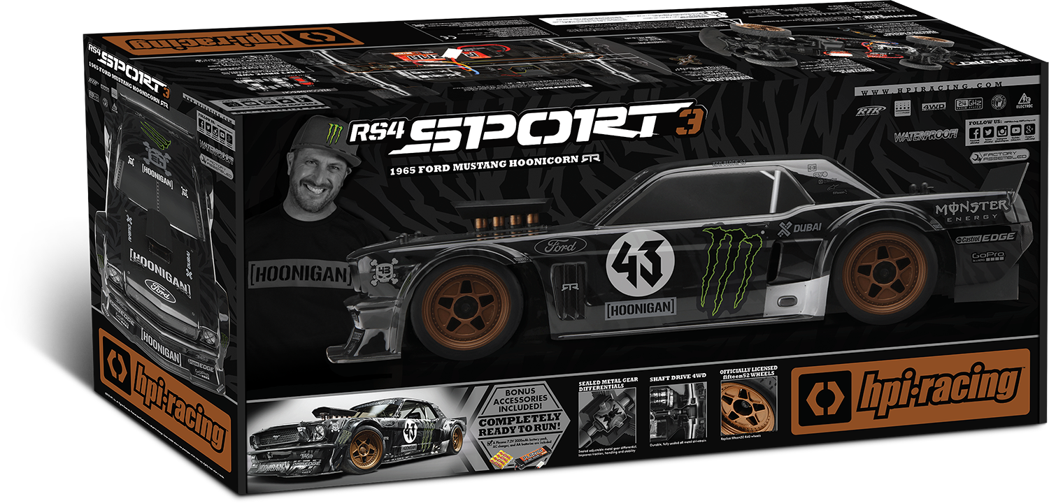 rc ford trucks with P 66599 Rs4 Sport 3 Rtr Ken Block 1965 Ford Mustang Hoonicorn Rtr on Ford Gt40 Mkii Limited Edition Created Especially From Superperformance For The 50th Anniversary Of The 1966 24h Le Mans Victory furthermore p 66599 rs4 Sport 3 Rtr Ken Block 1965 Ford Mustang Hoonicorn Rtr also 10 Of Your Favorite Sports Cars Turned Into Pickup Trucks furthermore Nissan Bladeglider Electric Sports Car furthermore Porsche 997 R Gt Rally Car.