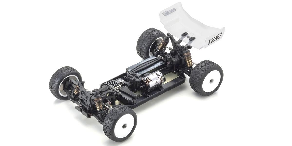 Kyosho Lazer ZX7 1/10 4wd Offroad Buggy Kit 30048B