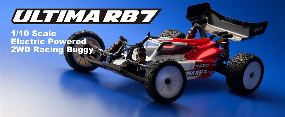 Kyosho Ultima RB7